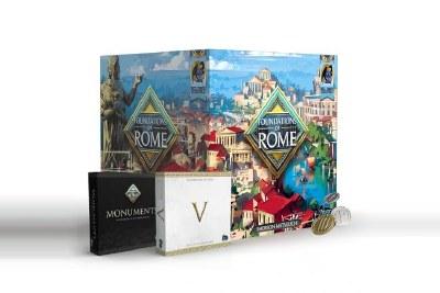 Foundations of Rome Emperor Pledge English PREORDER