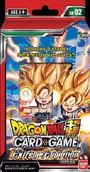 DragonBall Extreme Evolution Starter Deck SD02 EN
