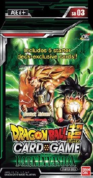 DragonBall Dark Invasion Special Deck SD03 EN