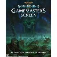 Warhammer Age of Sigmar RPG SoSoulbound GM Screen EN