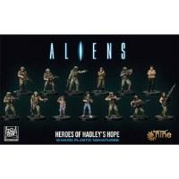 Aliens Heroes of Hadleys Hope Figures EN