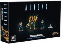Aliens Sulaco Survivors Figures EN