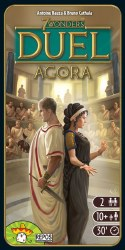 7 Wonders Duel Agora Expansion EN