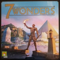 7 Wonders 2nd Edition EN