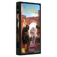 7 Wonders - 2nd Ed. Cities Expansion EN