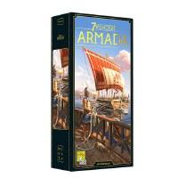 7 Wonders 2nd Ed. Armada Expansion EN