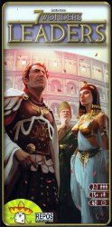 7 Wonders Leaders Expansion English