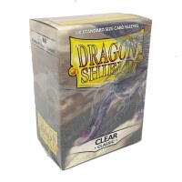 Dragon Shield Clear Classic Standard Sleeves (100)