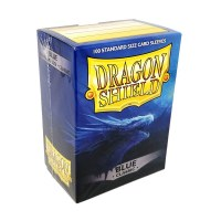 Dragon Shield Blue Classic Standard Sleeves (100)