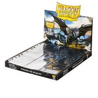 Dragon Shield 18 Pocket Pages Display