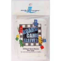 Board Games Sleeves European Variant Big Cards 59x92mm (100)