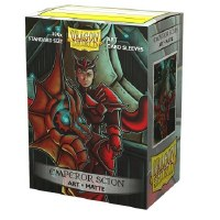 Dragon Shield Art Sleeves Matte Scion Standard (100)