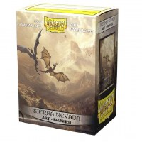 Dragon Shield Brushed Art Sleeves Among the Sierra Nevada