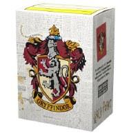 Dragon Shield Matte Gryffindor Harry Potter Sleeves (100)