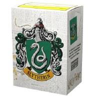 Dragon Shield Matte Hufflepuff Harry Potter Sleeves (100)