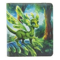 Dragon Shield Card Codex Portfolio 160 Olive Peah