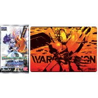 Digimon Card Game Play-Mat Wargreymon PB03 EN
