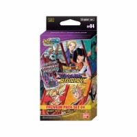 DragonBall Supreme Rivalry Premium Pack Set 04