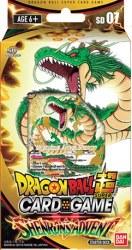 DragonBall Shenron's Advent Starter Deck SD07