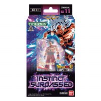 DragonBall Instinct Surpassed Starter Deck SD11 EN