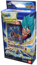 DragonBall Spirit of Potara Starter Deck SD12 EN