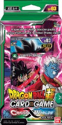 DragonBall Cross Worlds Special Pack SP03 EN
