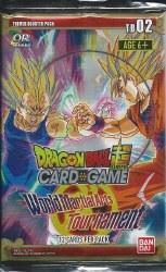 DragonBall World Martial ArtsTournament Booster TB02