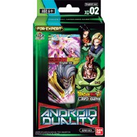 DragonBall Android Duality Expert Deck