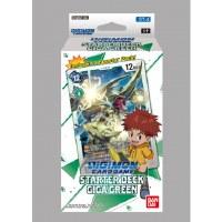 Digimon Card Game Starter Deck Giga Green ST-4 EN