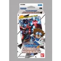 Digimon Card Game Starter Deck Machine Black ST-5 EN