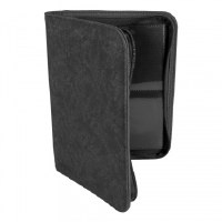 Blackfire 4-Pocket Premium Zip-Album Black (160)