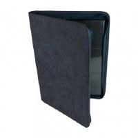 Blackfire Premium Zip-Album 9-Pocket Blue (360 Cards)