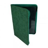 Blackfire Premium Zip-Album 9-Pocket Green (360 Cards)