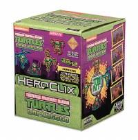 Heroclix Tmnt Unplugged Bstr