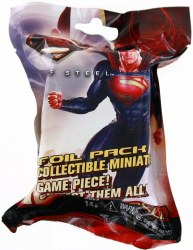 DC HeroClix Man of Steel Foil