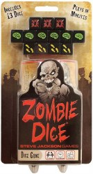 Zombie Dice Steve Jackson Game