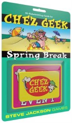 Chez Geek Spring Break Expansion EN