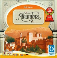 Alhambra EN / NL / DE / SP / IT