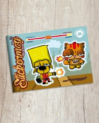Brainfart Stickermag Volume 3