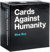 Cards Against Humanity Blue Box English