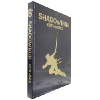 Shadowrun Sixth World Limited Edition English