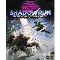 Shadowrun Sixth World Beginner Box English