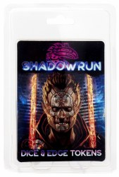Shadowrun Dice & Edge Tokens English