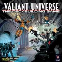 Legends Rising: Valiant Deckbuilding Game