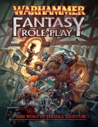 Warhammer Fantasy Role Play 4th Edition Rulebook