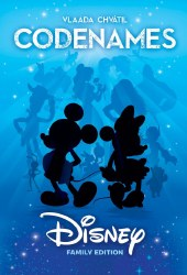 Codenames Disney English