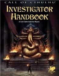 Call of Cthulhu RPG Investigator Handbook 7th Edition EN