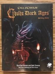 Call of Cthulhu RPG Cthulhu Dark Ages EN (2nd Ed)