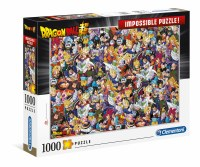 Dragon Ball Super Impossible Puzzle Characters 1000 pcs