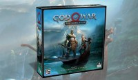 God of War - The Card Game English